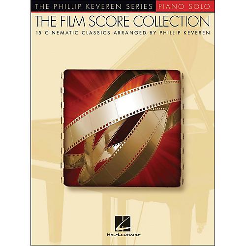 Hal Leonard The Film Score Collection - Phillip Keveren Series arranged for piano solo