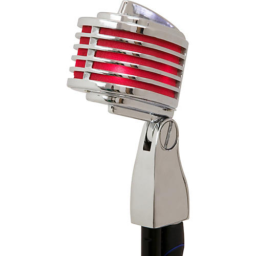 Heil Sound The Fin Dynamic Microphone White Red
