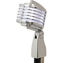 The Fin Dynamic Microphone White White