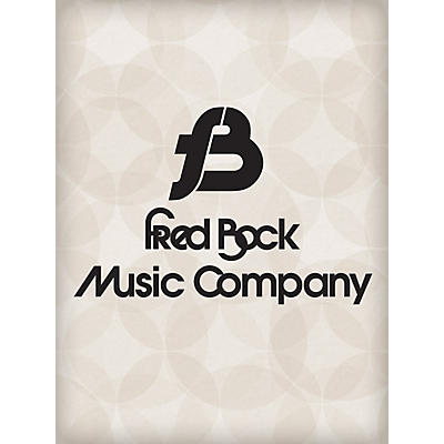 Fred Bock Music The First Christmas SAB Composed by Greg Gilpin