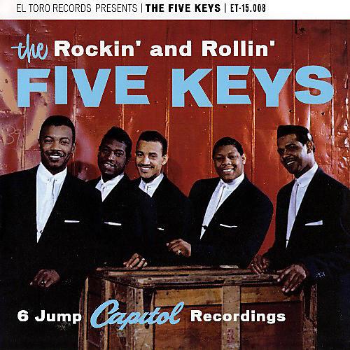 Alliance The Five Keys - Rockin' & Rollin'-6 Jump Capitol Recordings