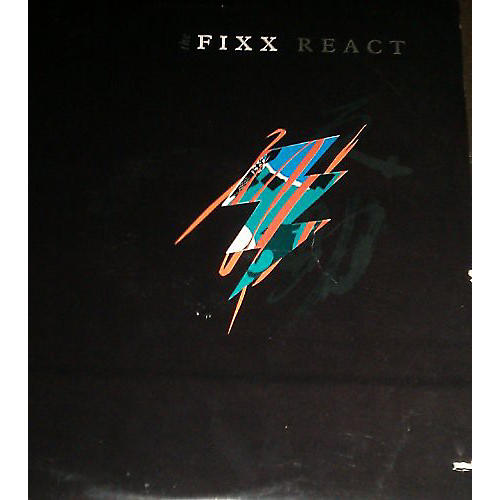 Alliance The Fixx - React (Live)