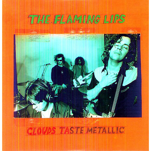 Alliance The Flaming Lips - Clouds Taste Metallic