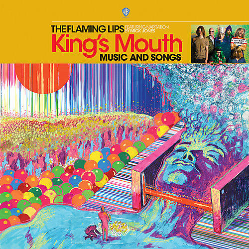Alliance The Flaming Lips - King's Mouth