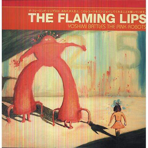 Alliance The Flaming Lips - Yoshimi Battles the Pink Robots