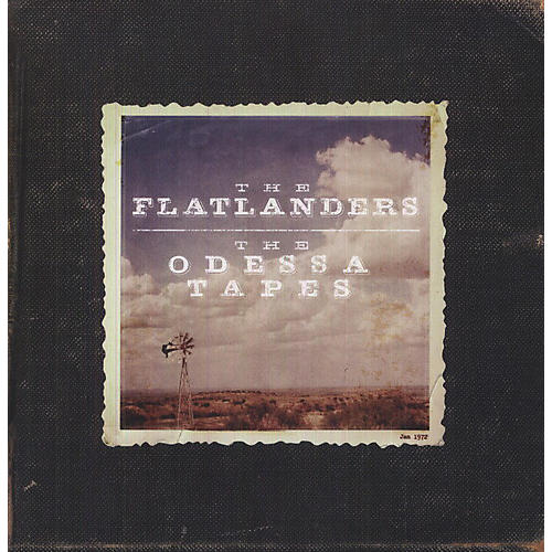 Alliance The Flatlanders - The Odessa Tapes