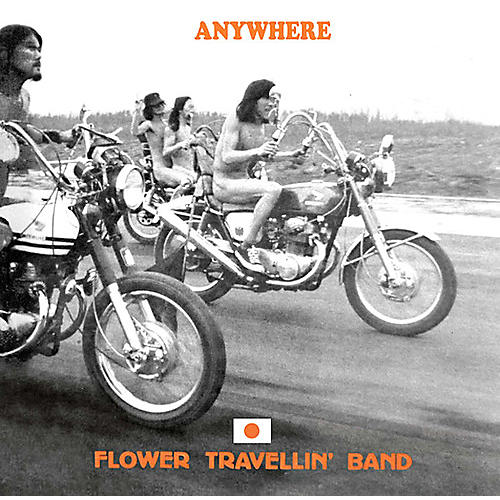 Alliance The Flower Travellin' Band - Anywhere