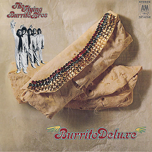 Alliance The Flying Burrito Brothers - Burrito Deluxe