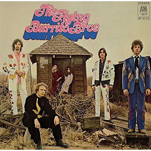 Alliance The Flying Burrito Brothers - Gilded Palace Of Sin