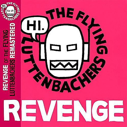 Alliance The Flying Luttenbachers - Revenge Of The Flying Luttenbachers