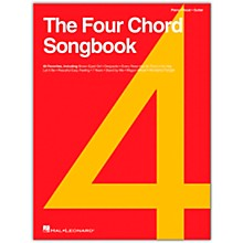 Hal Leonard The Four Chord Songbook for Piano/Vocal/Guitar