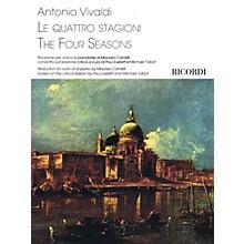 Ricordi The Four Seasons Ricordi Series Softcover Composed by Antonio Vivaldi Edited by Maurizio Carnelli