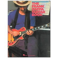 Hal Leonard The Frank Zappa Guitar Book
