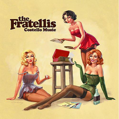 Alliance The Fratellis - Costello Music