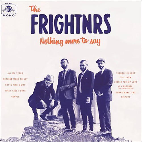 Alliance The Frightnrs - Nothing More To Say