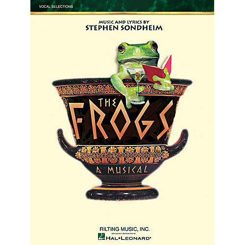 Hal Leonard The Frogs - Vocal Selections