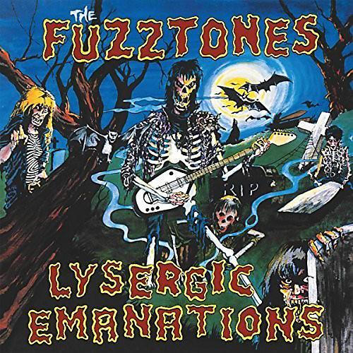 Alliance The Fuzztones - Lysergic Emanations