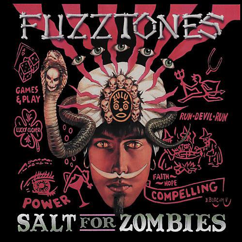 Alliance The Fuzztones - Salt For Zombies