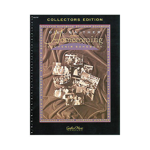 Word Music The Gaithers - Homecoming Souvenir Volume 1 Songbook