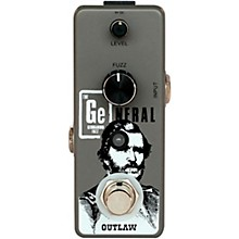 Outlaw Effects The General Germanium Fuzz Effects Pedal
