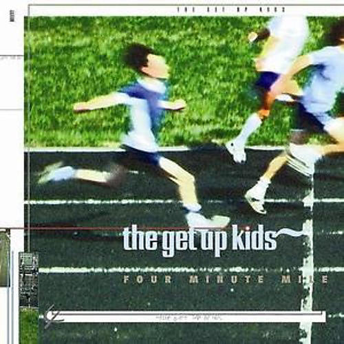 Alliance The Get Up Kids - Four Minute Mile