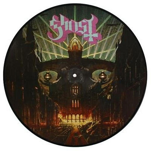 Alliance The Ghost - Meliora (Picture Disc)