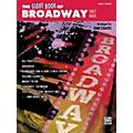 Alfred The Giant Book of Broadway Sheet Music Easy Piano Book thumbnail