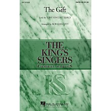 Hal Leonard The Gift SATB DV A Cappella by The King's Singers arranged by Bob Chilcott
