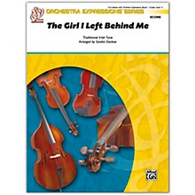 Alfred The Girl I Left Behind Me Conductor Score 0.5