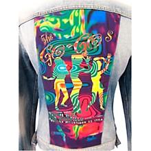 Dragonfly Clothing The Go-Go's - 80's Girls Party - Girls Denim Jacket