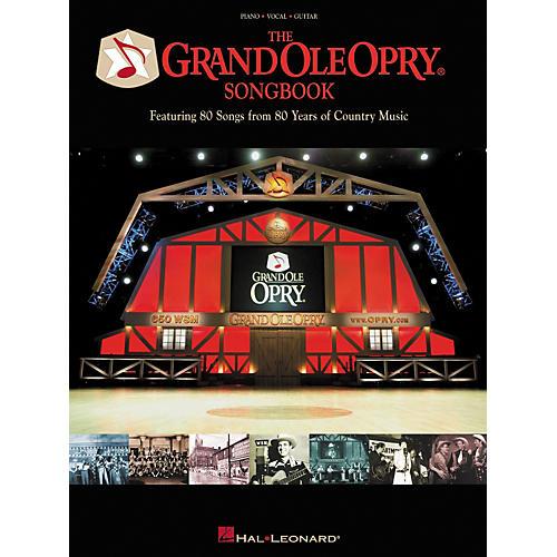 Hal Leonard The Grand Ole Opry Songbook 80th Anniversary