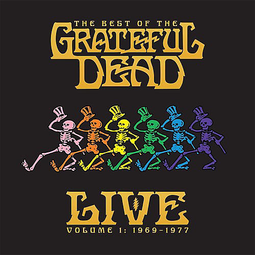 Alliance The Grateful Dead - Best Of The Grateful Dead Live: 1969-1977 - Vol 1