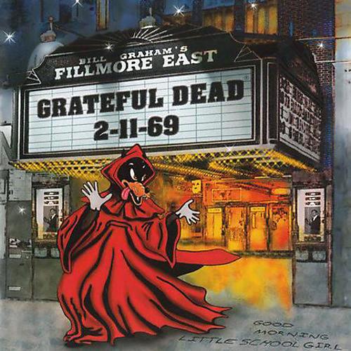 Alliance The Grateful Dead - Fillmore East 2-11-69