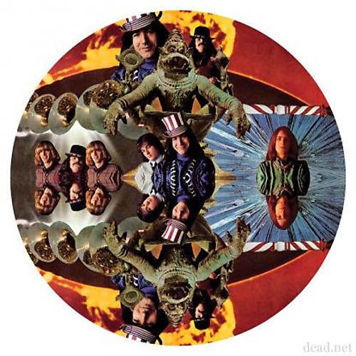 Alliance The Grateful Dead - Grateful Dead (50th Anniversary Deluxe Edition)