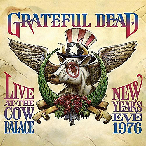 Alliance The Grateful Dead - Live at the Cow Palace-New Years Eve 1976