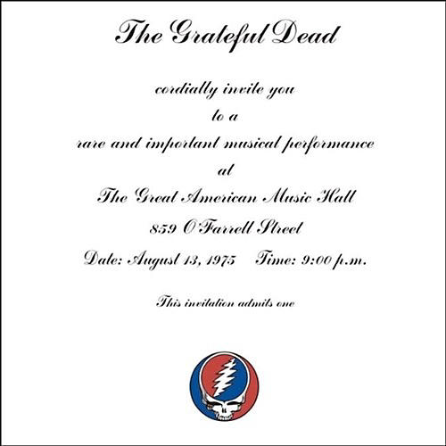 Alliance The Grateful Dead - One from the Vault