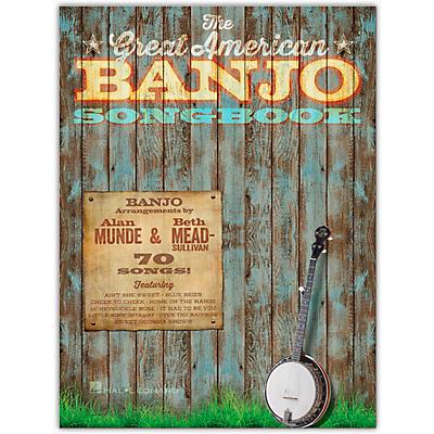 Hal Leonard The Great American Banjo Songbook