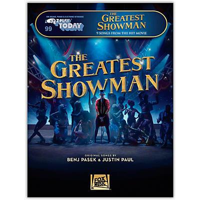 Hal Leonard The Greatest Showman - E-Z Play Today #99