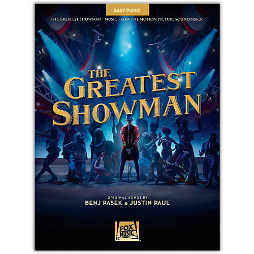 Hal Leonard The Greatest Showman Music from the Motion Picture Soundtrack for Easy Piano