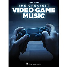 Hal Leonard The Greatest Video Game Music Easy Piano Songbook