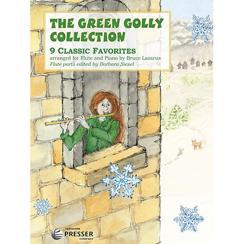 Carl Fischer The Green Golly Collection Book