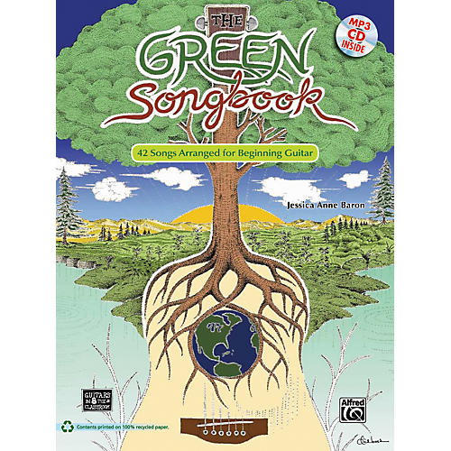 Alfred The Green Songbook with CD