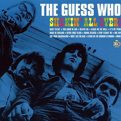 Alliance The Guess Who - Shakin' All Over