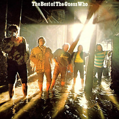 Alliance The Guess Who - The Best Of The Guess Who