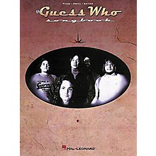 Hal Leonard The Guess Who Songbook