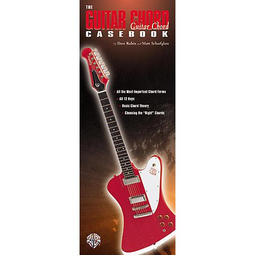 Alfred The Guitar Chord Casebook