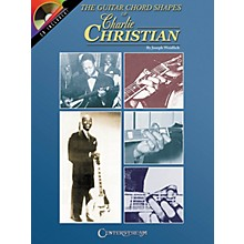 Centerstream Publishing The Guitar Chord Shapes of Charlie Christian (Book/CD)