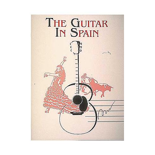 The Guitar In Spain Book
