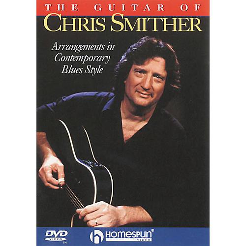 Homespun The Guitar of Chris Smither (DVD)