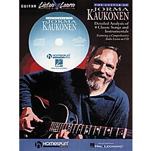 Homespun The Guitar of Jorma Kaukonen (Book/CD)